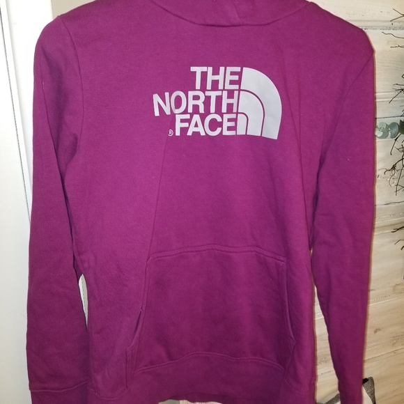 The North Face Tops - The North Face Hooded Sweatshirt